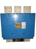 Фотография стационаного селективного выключателя ВА 55-43 на номинальный ток 2000А с ручным приводом производства КЭАЗ