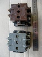 Фотография магнитных контакторов ПМЕ 211 на номинальный ток 25 ампер