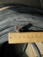 Фотография одножильного медного жаростойкого провода SIF-ST 1x35