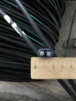 Фотография изолированного провода СИП-4 2х16 для воздушных линий электропередач (аббревиатура ЛЭП)