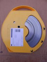 Фотография бандажной ленты ЛМ-50 для крепления защитных профилей, кронштейнов и других элементов к опорам линий электропередач