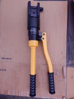 Фотография гидравлического ручного пресса ПГР-240 для закрепления наконечников и гильз на токопроводящих жилах