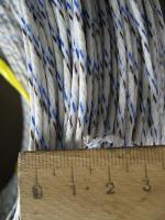 Фотография авиационного вибростойкого и ударостойкого провода БПВЛ сечением 0,35