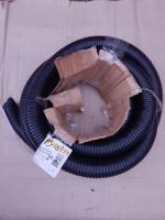 Фотография стального рукава в ПВХ изоляции с диаметром 50 мм производства ИЭК