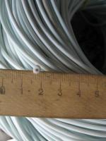 Фотография термостойкого провода ПВКВ 0,75 в кремнийорганической изоляции