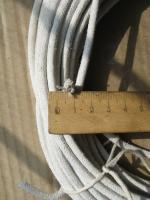 Фотография нагревостойкого провода ПАЛ 1,5 с медной многопроволочной жилой