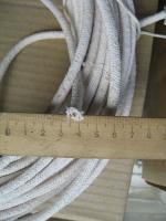 Фотография нагревостойкого провода ПАЛ 4 с медной многопроволочной жилой завода Уралкабель
