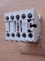 Фотография миниконтактора MC2A310ATN на 12 ампер под асинхронный двигатель мощностью до 5.5 кВт