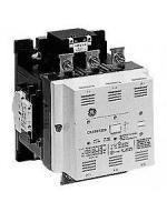Изображение трёхполюсного электромагнитного контактора CK10CE311 для оперирования асинхронным двигателем