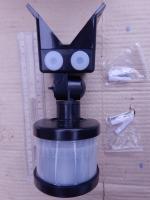 Фотография углового ИК датчика движения ДД 018В для управления освещением