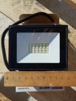 Фотография светодиодного прожектора на 10 Вт для освещения улиц и рекламных щитов