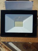 Фотография LED прожектора на 30 Вт со степенью защиты IP65
