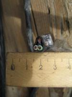 Фотография негорючего силового кабеля ВВГнг 4х2,5 для стационарной прокладки выпуска Южкабель