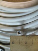 Фотография соединительного медного провода ПВС 4х0,75 для силовой электропроводки производства завода Южкабель