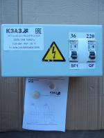 Фотография корпуса ЯТП 0,25 220/36 со степенью защиты IP31 выпуска КЭАЗ