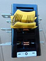 Фотография перекидного выключателя-разъединителя ВР32-37Ф исполнения В71250 на ток 400 ампер выпуска КЭАЗ