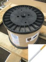 Фотография медного нагревостойкого провода ПСДКТ-Л 0,9 для обмоток двигателя