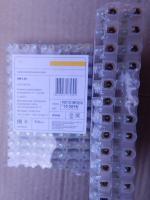 Фотография винтовых контактного зажимов ЗВИ-5 нг производства компании ИЭК из негорючего полистирола