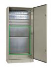 Изображение оцинкованной монтажной панели 300х545 в металлическом корпусе ЩМП