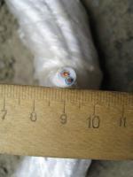 Фотография силового провода ПВСнг-LS 2х0,75 для групповой прокладки с пониженным выделением дыма