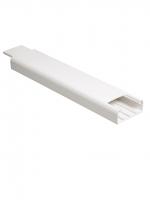 Изображение парапетного кабель-канала 100х60 мм серии Праймер с розетками