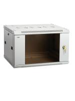 Фотография настенного серверного шкафа 19 на 6U шириной и глубиной 600х450 мм серии Linea W
