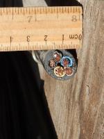 Фотография силового негорючего провода ПВСнг-LS 5х10 с пониженным выделением дыма для прокладки в людных помещениях