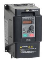 Фотография частотного преобразователя Control серии L620 для 3-фазного электродвигателя мощностью 5,5 киловатт напряжением 380 вольт