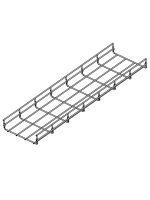 Изображение кабельного лотка 50х30 изготовления DKC из стальной проволоки