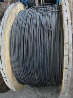 Фотография барабана с контрольным силовым гибким кабелем КГВВ 5х1 для одиночной стационарной прокладки