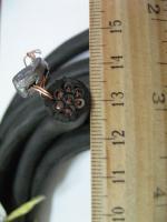 Фотография бухты контрольного силового гибкого кабеля КГВВ 7х1 для одиночной стационарной прокладки