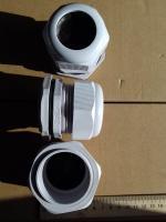 Фотография пылевлагозащищённых сальников PG-42 выпуска TechnoSystems