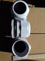Фотография пылевлагозащищённых сальников PG-63 выпуска TechnoSystems