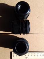 Фотография герметичных (IP68) сальников MG-32 для ввода кабеля