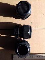 Фотография герметичных (IP68) сальников MG-40 для ввода кабеля