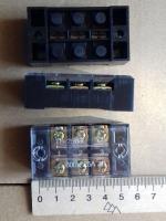 Фотография клеммной колодки (блока зажимов или клеммника) ТВ 2503