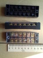 Фотография клеммной колодки (блока зажимов или клеммника) ТВ 2506