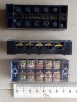 Фотография клеммной колодки (блока зажимов или клеммника) ТВ 3505