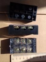Фотография клеммной колодки (блока зажимов или клеммника) ТВ 4503