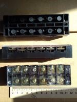 Фотография клеммной колодки (блока зажимов или клеммника) ТВ 4506