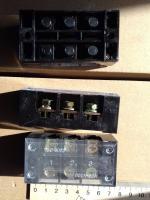 Фотография клеммной колодки (блока зажимов или клеммника) ТВ 6003