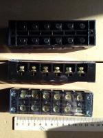 Фотография клеммной колодки (блока зажимов или клеммника) ТВ 6006
