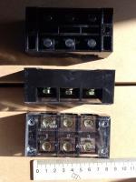 Фотография клеммной колодки (блока зажимов или клеммника) ТВ 1003