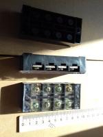 Фотография клеммной колодки (блока зажимов или клеммника) ТВ 6004