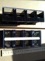 Фотография клеммной колодки (блока зажимов или клеммника) ТС 1004