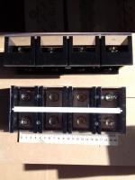 Фотография клеммной колодки (блока зажимов или клеммника) ТС 4004