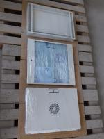 Фотография настенного телекоммуникационного шкафа 19 на 12U (двенадцать юнитов)