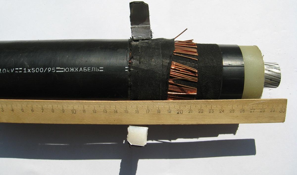 Сшитый полиэтилен кабель 10кв фото 400