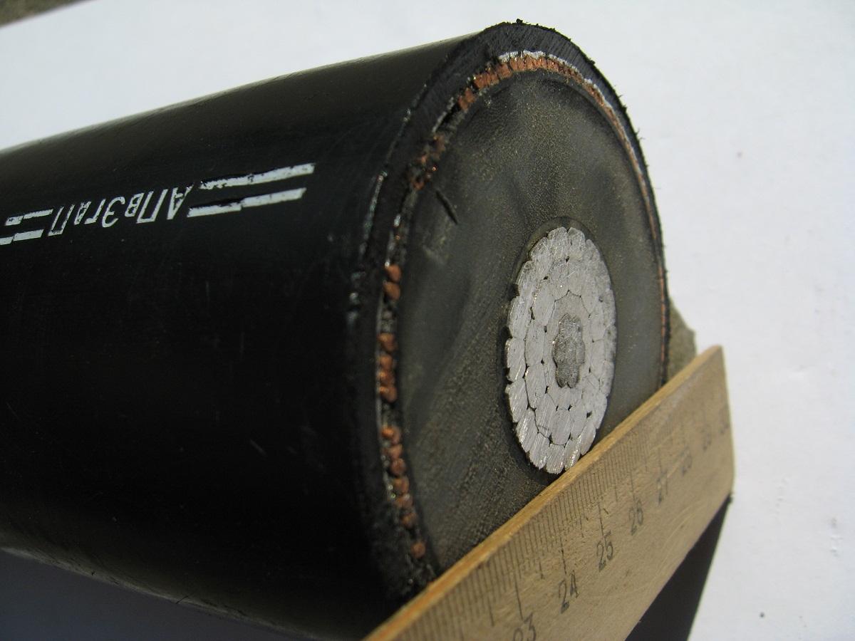 Кабель сшитый полиэтилен медь