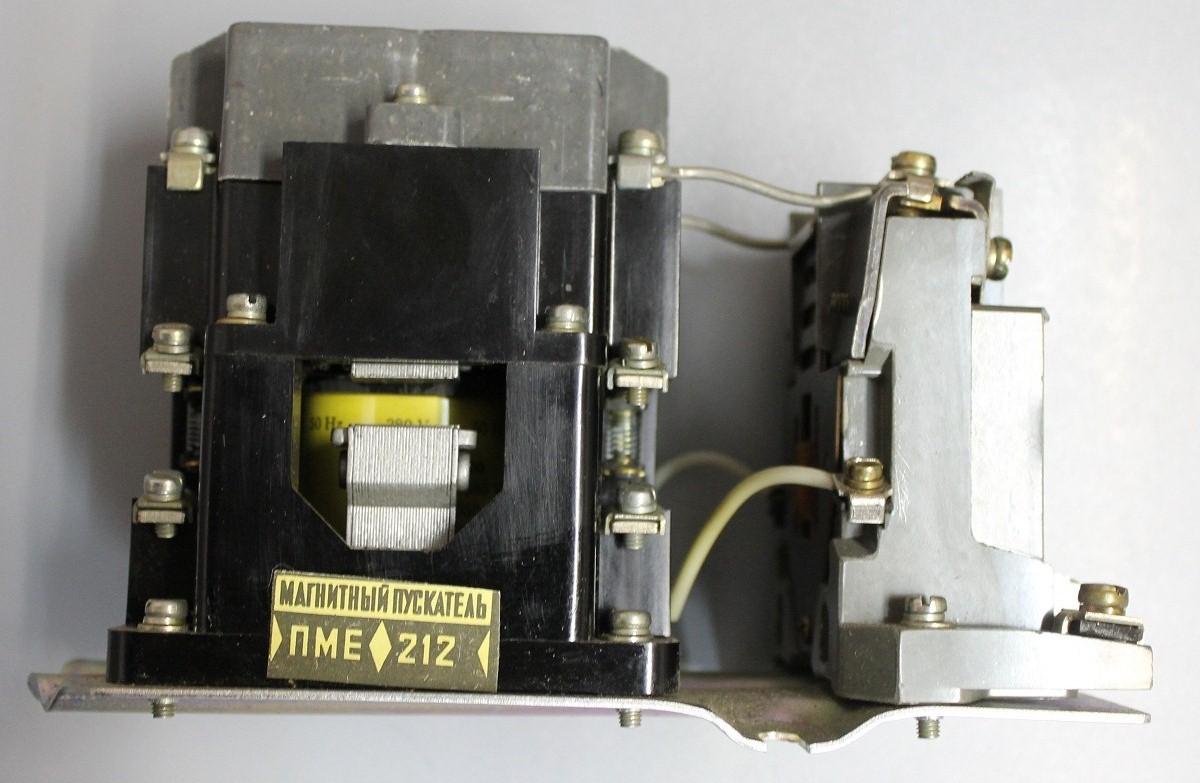 Схема реле пме-211